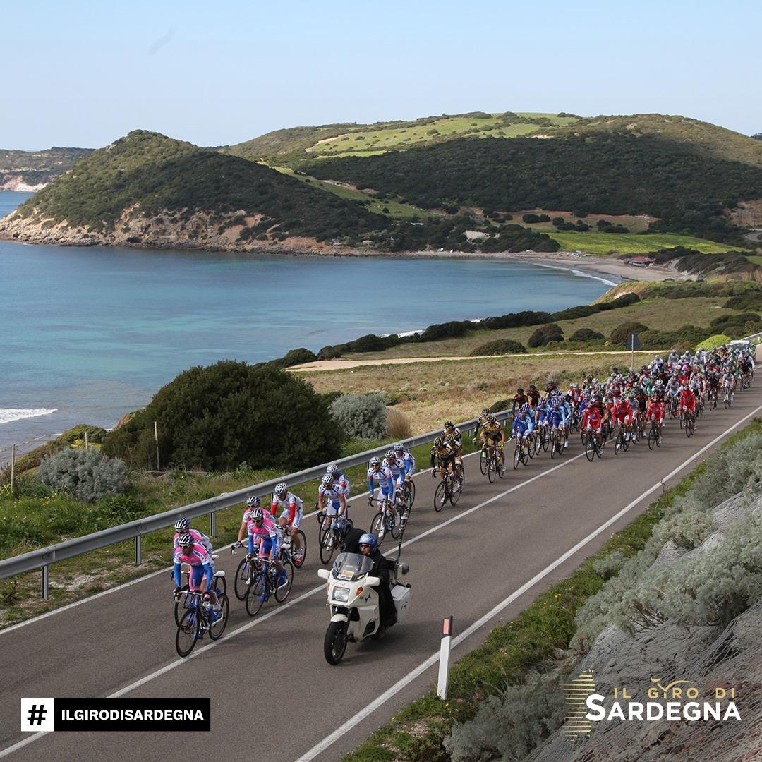 Nel 2021 il ciclismo ripartirà dalla Sardegna. Il Giro di Sardegna slitta avanti di qualche mese